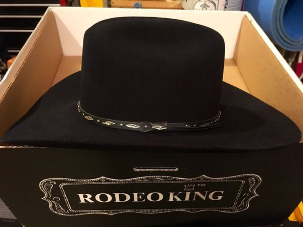 4bf486d63be6a 5X Beaver Felt Cowboy Hat for Sale in Everett