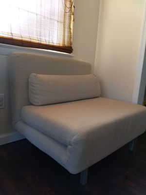 2pc sofa bed beige European for Sale in West Springfield, VA