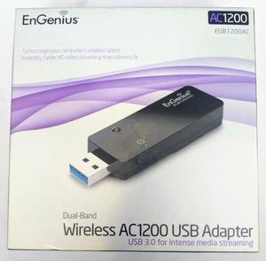 EnGenius Wireless AC1200 USB Wifi Internet Adapter for Sale in San Diego, CA