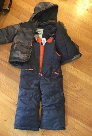 24 month snow suit great deal for Sale in Frederick, MD