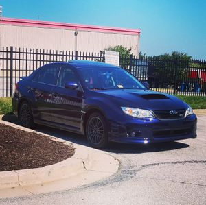 2014 Subaru WRX Limited edition 5speed manual for Sale in Bethesda, MD