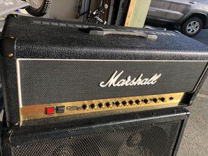 Photo Marshall DSL100H 100W All-Tube Guitar Amp Head Black