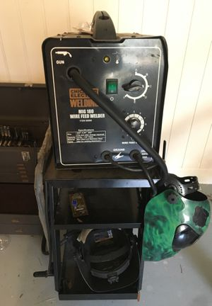 Chicago Electric 180 Wire Feed MIG Welder. for Sale in DeBary, FL