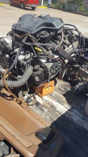 Used, Motor HEMI 5.7L V8 150 MILLAS BUEN MOTOR BARATO for sale  Tulsa, OK