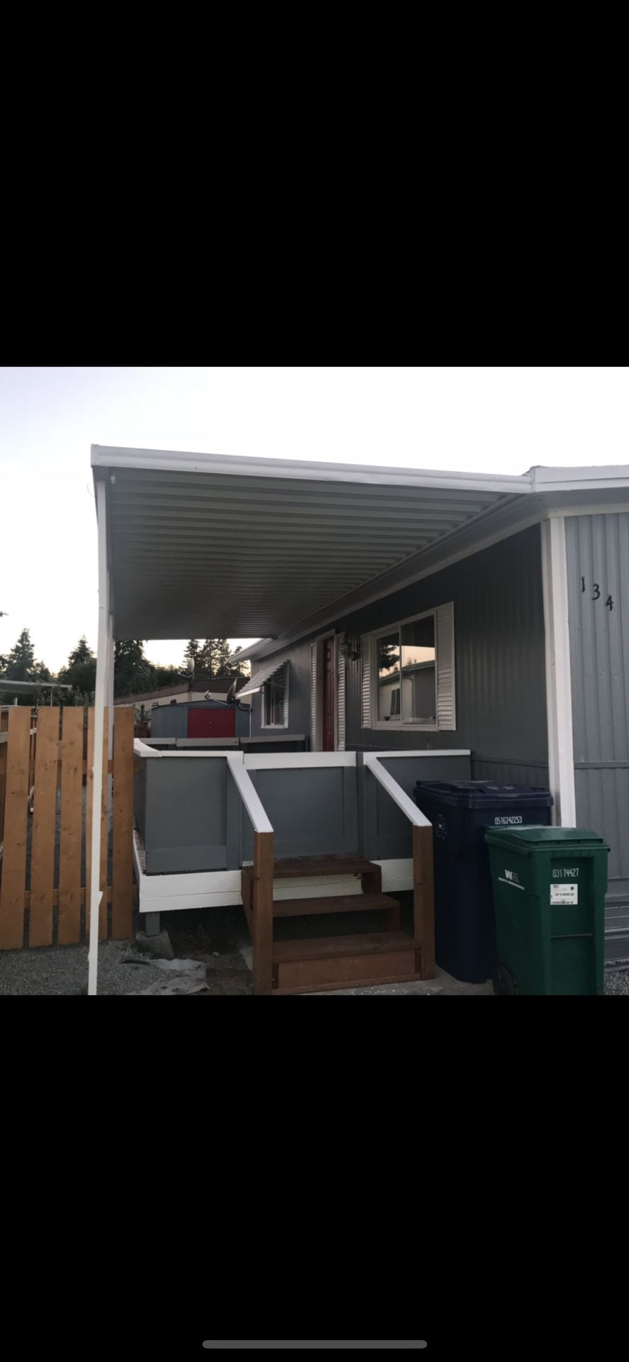 Mobile Home For Sale  (PENDING SALE)