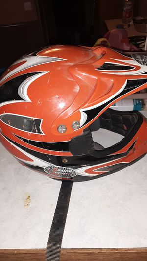 Photo I have a medium motorcycle helmet it is a armor tech or best offer