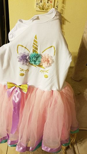 a48cdc760 New and Used Unicorn dress for Sale in El Monte, CA - OfferUp