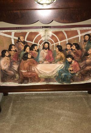 Jesus Last Supper Passover Seder Realistic for Sale in Alexandria, VA