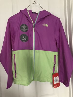Girls North Face Flurry Jacket, M 10/12 for Sale in Germantown, MD