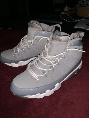 Air Jordan Cool Grey 9s Size 8.5 for Sale in Mount Rainier, MD