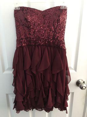 Maroon Sequin Dress for Sale in Fullerton, CA