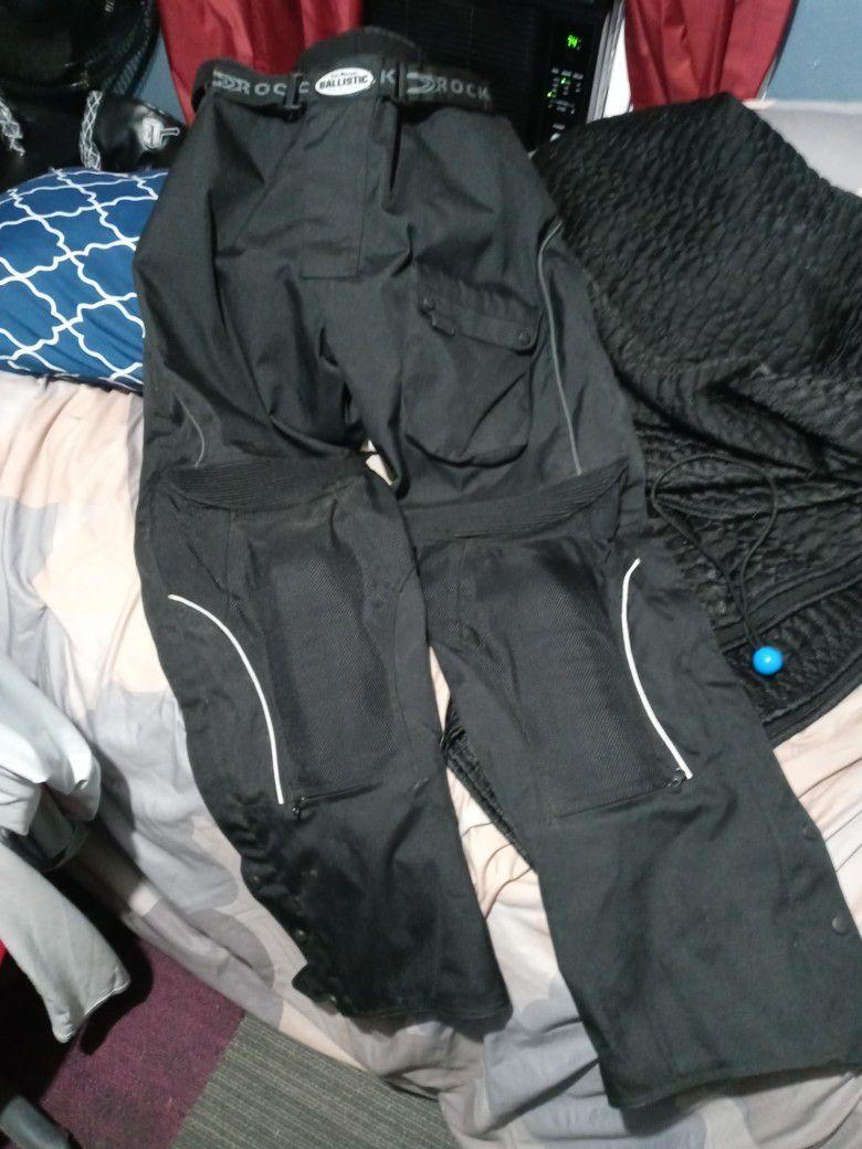 Photo Joe Rocket Ballistic Series Pants XL