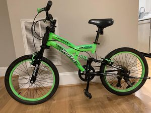 "20"" Thruster Dirt Racer Kids Bike Read description for Sale in Apex, NC"