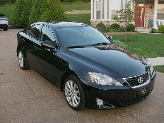 2007 lexus is250 black for sale in edgewater nj offerup. Black Bedroom Furniture Sets. Home Design Ideas