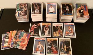 Photo 700+ vintage Basketball card lot - 1991-2001 - With a Michael Jordan, Larry Bird, Magic and others