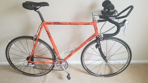 Harley Davidson Inspired Trek Road Bicycle for Sale in Potomac, MD