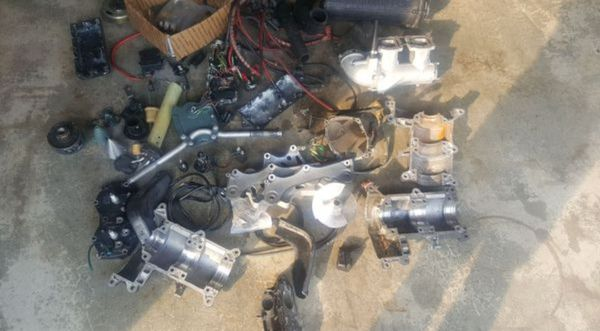 Yamaha superjet spare parts for Sale in Bonney Lake, WA - OfferUp