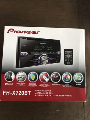 Pioneer car stereo for Sale in Bethesda, MD