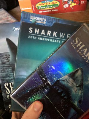 Shark week collection for Sale in Martinsburg, WV