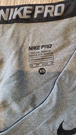 Nike Pro fitness shirt Thumbnail