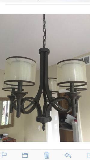 New and used chandeliers for sale offerup chandelier for sale in san ramon ca aloadofball Gallery