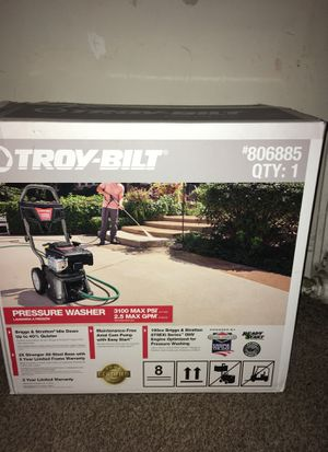 Pressure washer brand new never been open for Sale in Washington, DC