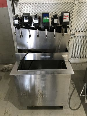 Cornelius CB1722-AK Soda Machine/Fountain for Sale in Mount Rainier, MD