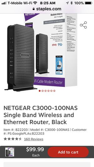 New and Used Modem router for Sale in Bethlehem, PA - OfferUp