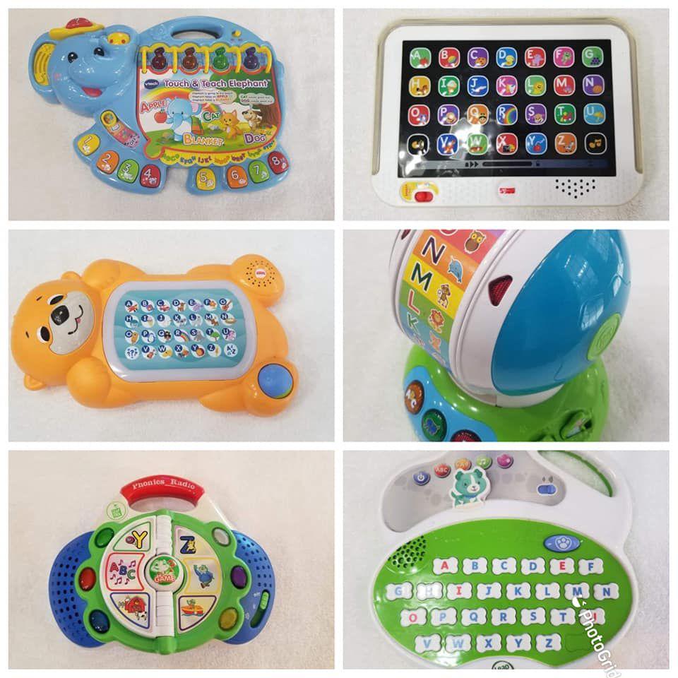 ABC learning toys $5 each