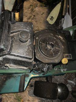 John Deere tractor Thumbnail