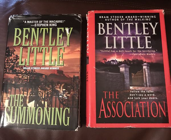 Hardcover Books By Bentley Little For Sale In Kyle Tx Offerup