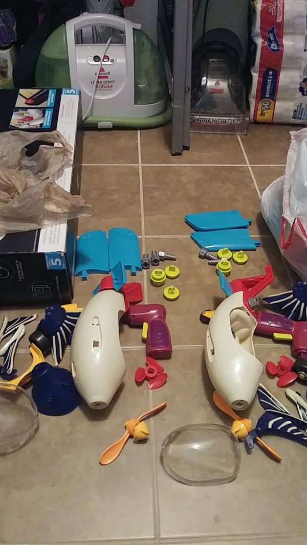 B. Toys Submarine and plane! see description! 2 sets! for Sale in ...