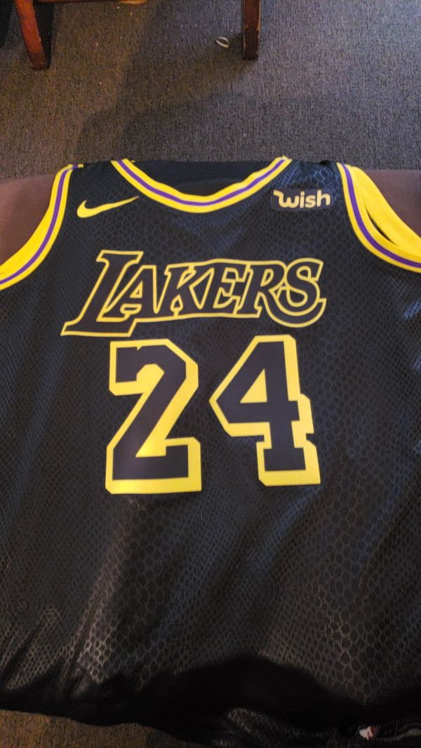 2a80088c2fd Kobe bryant city edition jeresy for Sale in Los Angeles