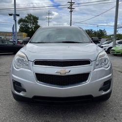 2011 Chevrolet Equinox Thumbnail