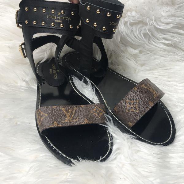 d8ece0f21c7 Louis Vuitton Gladiator Sandals for Sale in Denver