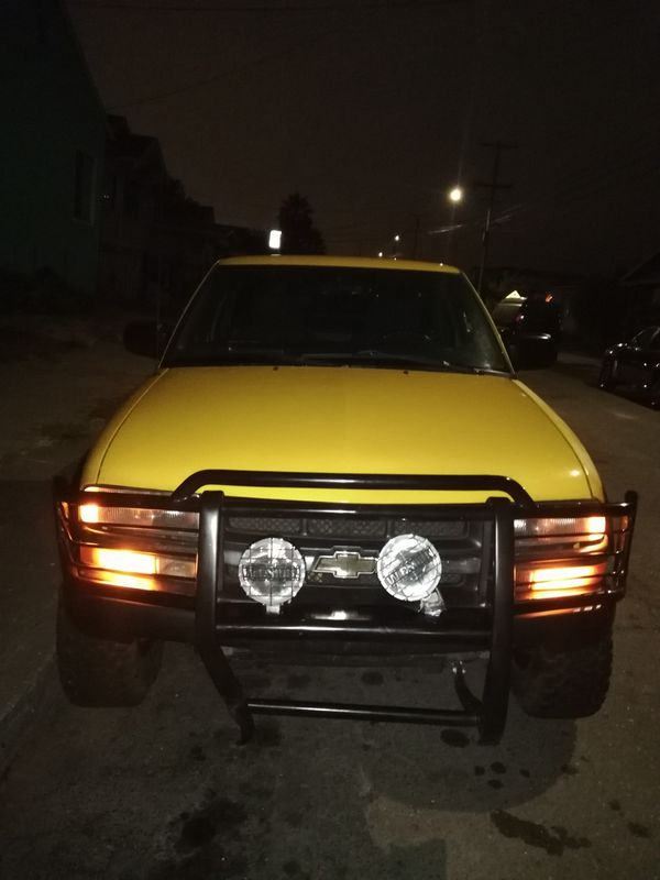 Chevy S10 Zr2 2003 For Sale In Oakland Ca Offerup