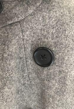 Jcrew 100% wool coat Thumbnail