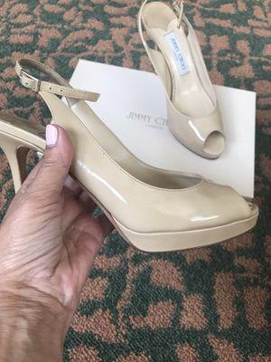 Woman shoes jimmy Choo for Sale in Arlington, VA