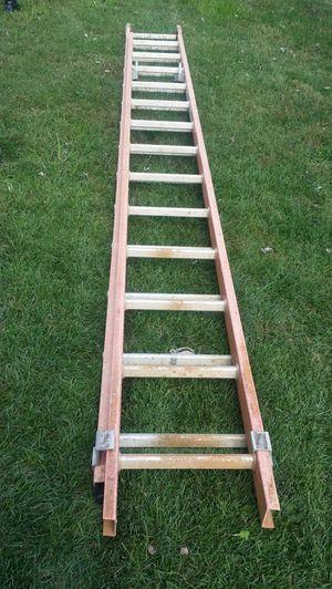 28 fiberglass ladder $295 cash for Sale in UNIVERSITY PA, MD