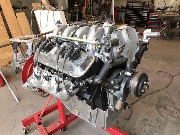 Bbc 496 Crate Engine