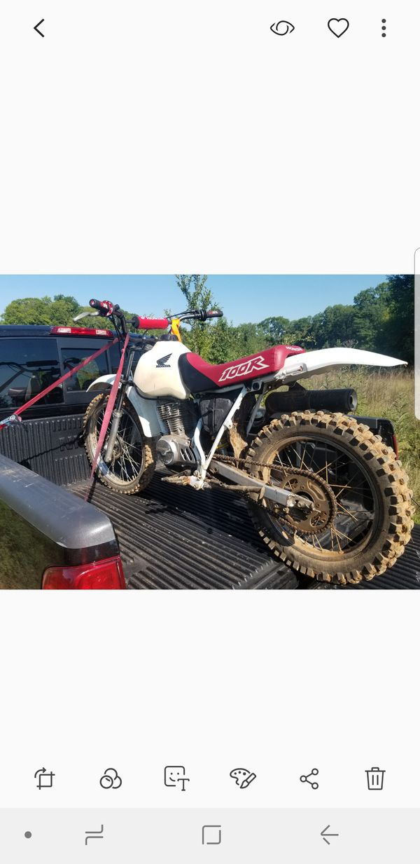 1998 Honda XR100R Dirt Bike for Sale in Murfreesboro, TN - OfferUp