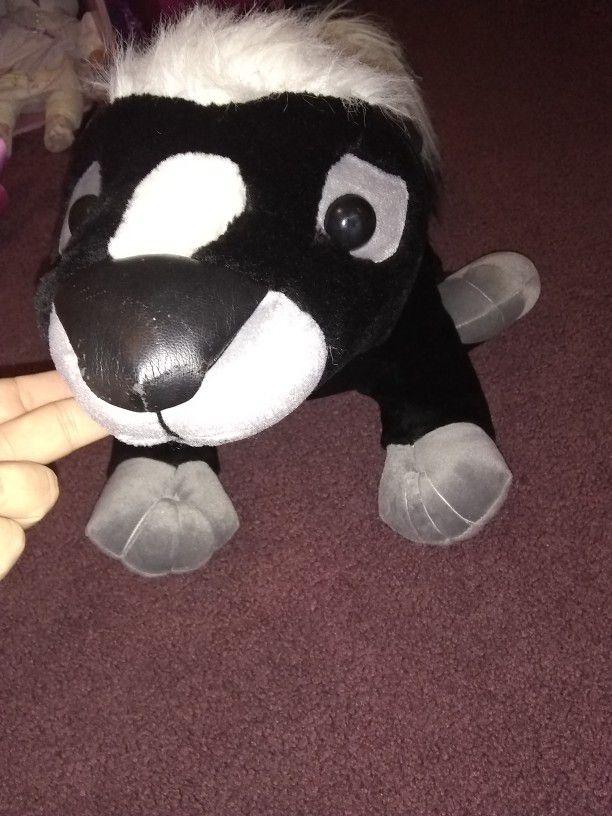 Large skunk...rare