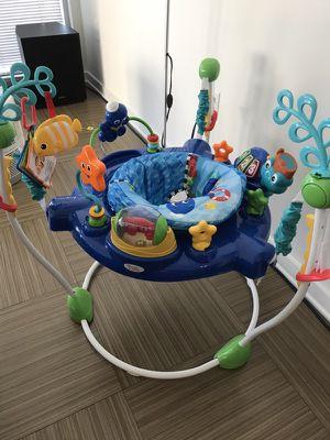 c68383288 Baby Einstein™ Neptune s Ocean Discovery Jumper for Sale in Los ...
