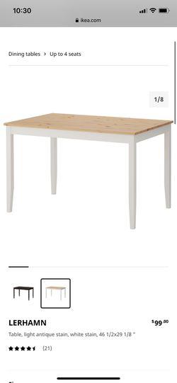 IKEA Lerhamn Table Thumbnail