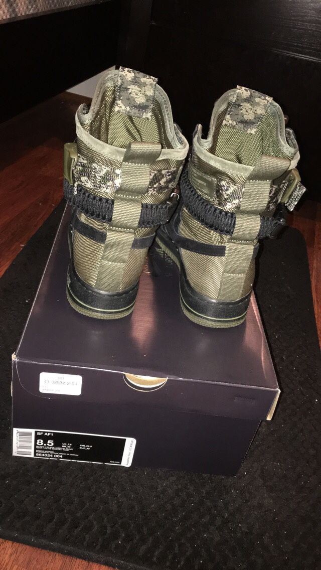 Nike Military AF'1 Size 8.5
