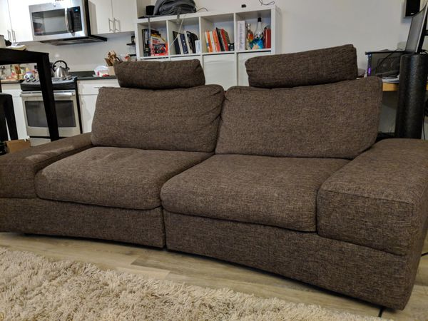 Kasala Lissoni Reclining Couch For