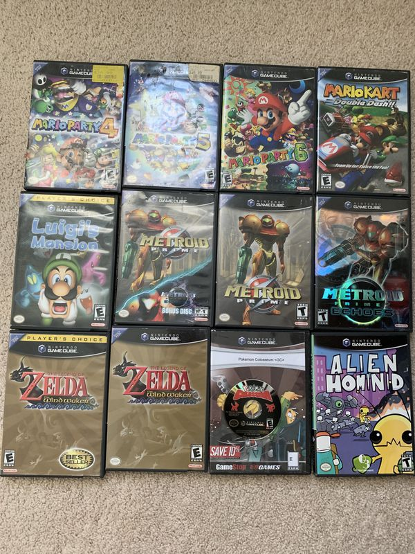 Nintendo Gamecube Games For Sale In Clackamas Or Offerup