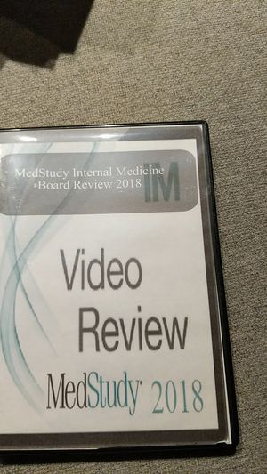 MedStudy Videos for Sale in Chicago, IL