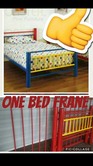 1 twin bed frame for Sale in North Bethesda, MD