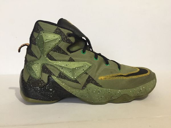 the best attitude 3339d e6650 NIKE LEBRON JAMES XIII 13 AS (GS) Alligator YOUTH Boy's Shoes SIZE 7Y for  Sale in Bronx, NY - OfferUp